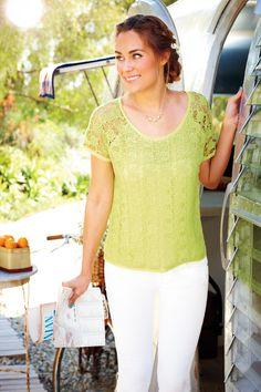 #Summer love: lime-colored lace. #LCLaurenConrad #Kohls