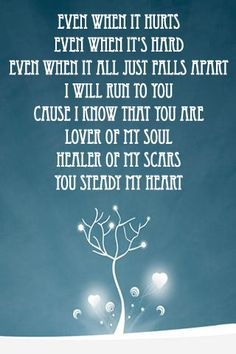 Love this Kari Jobe song!