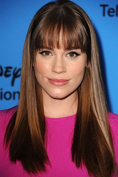 The Very Best Hairstyles for Long Faces   StyleCaster
