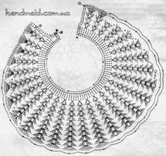 Kitchen: The Best Thanksgiving Turkey Recipe Crochet Baby Bibs, Crochet Baby Clothes, Baby Knitting, Knit Crochet, Crochet Collar Pattern, Bib Pattern, Crochet Stitches Patterns, Fabric Softener Sheets, Bookmark Craft