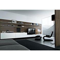 home design living room contemporary tv wall unit modern Tv Design, Tv Unit Design, Living Room Tv Cabinet, Modern Wall Units, Muebles Living, Style Deco, Entertainment Center Decor, Tv Decor, Tv Cabinets