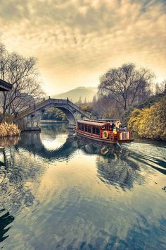 Hangzhou, China! The location of our Experience China program at UWRF!