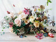 Thanksgiving Floral Recipe   Wedding Ideas   Oncewed.com