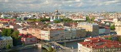 ロシアにもあった水の都! サンクトペテルブルクの魅力を徹底解明