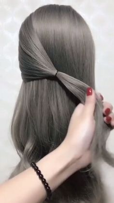 Braided Hair Help With Hair Loss - Save Those Folicals Today, many women and men are looking for hel Medium Length Hair Cuts With Layers, Long Hair Cuts, Plaits Hairstyles, Fast Hairstyles, Whoville Hair, Medium Hair Styles, Long Hair Styles, Multicolored Hair, Layered Haircuts
