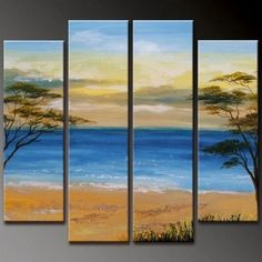 Hawaii Seashore Beach, Blue Sea Painting, Art Painting, Abstract Art, – Paintingforhome Buy Paintings Online, Canvas Paintings For Sale, Online Painting, Oil Paintings, Modern Paintings, Hand Painting Art, Large Painting, Oil Painting On Canvas, Painting Tips