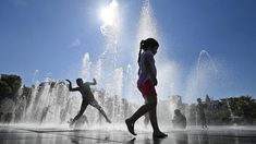 The year 2020 was the hottest year in France since records began in 1900, state weather forecaster Météo-France said, in a new sign of global warming. Signs Of Global Warming, New Every Morning, France 24, New Sign, Niagara Falls, Europe, Weather, Sayings, Hot
