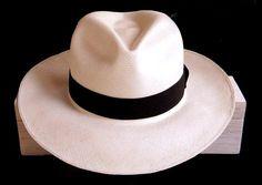 Sombrero de paja toquilla. Patrimonio Cultural Inmaterial de la Humanidad.