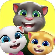 Ipod Touch, Ipad, Get Over It, Talking Tom 2, Tom Games, Toms, Adrien Y Marinette, Subway Surfers, Virtual Pet