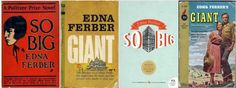 The titles of these Edna Ferber novels are kind of funny