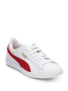515d2b1a9017bc PUMA Vikky Leather   Suede Platform Sneakers.  puma  shoes  sneakers