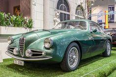 Alfa Romeo 1900 SS Zagato Coupe