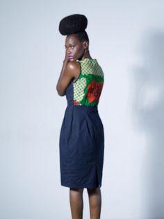 Zawadi pencil dress