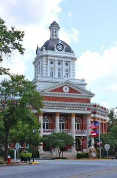 Great blog and photos of historic Madison by The Daring Gourmet!