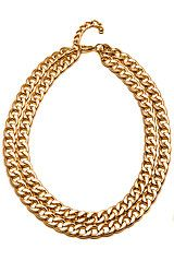 *MKL Accessories The Mr. T Necklace In Gold