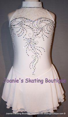 Joanie's Figure Skating Boutique of Newfoundland, Canada-Figure Skating Dresses, Custom Skating Dress, Skating Skirts, Skating Apparel, dance, baton