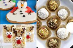 Santa's Bake Shop: 12 Yummy Christmas Goodies To Put on Your Gift Plates