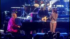 Elton John & Mary J. Blige - I Guess That's Why They Call It The Blues. Much better than the studio version.