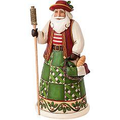 Italian Santa Jim Shore Figure