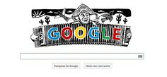 """Hoje, no Google, tem doodle de homenagem ao centenário do """"Rei do Baião"""", Luiz Gonzaga."""