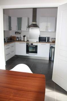 organisation deco cuisine blanc et bois | Interiors, Kitchens and ...