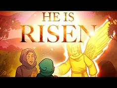 The He is Risen Easter Sunday School lesson for kids explores the greatest event in all of history - the bodily resurrection of Jesus Christ. Bible Videos For Kids, Bible Stories For Kids, Bible Lessons For Kids, Bible For Kids, Free Sunday School Lessons, Sunday School Teacher, Book Of Matthew, Matthew 28, Easter Story For Kids