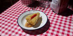 Receta para una #tortilla de #patata de campeonato #LaRepublicana #Zaragoza #CasadeComidas