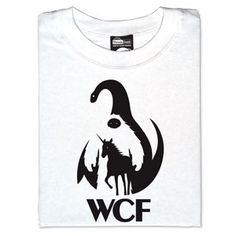 Word Cryptozoological Foundation.  They might not exist, but if they do, they need a voice (or a tshirt).
