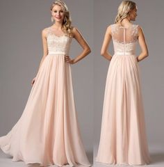 Rochii de nunta lunga roz dantela fina Prom Dresses, Formal Dresses, Hair Beauty, Weddings, My Style, Outfits, Fashion, Pink Color, Colors