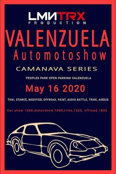 Car show alert! Show Must Go On, Car Show, Philippines