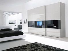 Modern Furniture Features of Modern Wardrobes