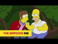 "JESSIE SPENCER: The Simpons - ""Bart and Homer's Excellent Adventure"""