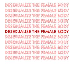 The hyper sexualization of the female body perpetuates rape culture and teaches that women are sexual object that will be inevitably assaulted Feminist Quotes, Feminist Art, Body Positivity, Smash The Patriarchy, Riot Grrrl, Intersectional Feminism, We Are The World, Social Justice, Female Bodies
