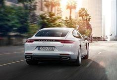 VIDEO – La Porsche Panamera 4 E Hybrid rechargeable sur circuit