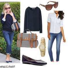 Celebrity Look for Less: Reese Witherspoon Style