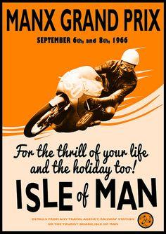 Isle of Man TT races, 1966