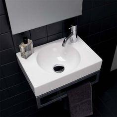 Keramag Preciosa II Handwaschbecken Weiß Mit KeraTect