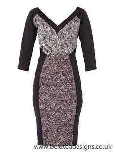 Wallis Petite Black Mesh Insert Lace Dress Black Bodycon Dresses