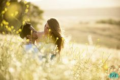 Nothing like looking deep into the eyes of your fiance.  Romantic engagement photos in the golden hills of Thousand Oaks in Ventura California
