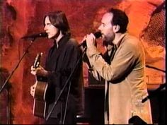 Marc Cohn + Jackson Browne 2005 - crazy love- one of my favorite songs and two of my favorite poets.
