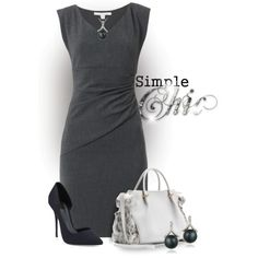 A fashion look from November 2014 featuring Diane Von Furstenberg dresses, Schutz pumps and Nina Ricci tote bags. Browse and shop related looks.