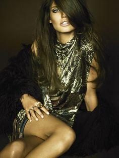 Bianca Balti is an Italian model. Wikipedia