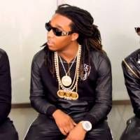 """Migos drops a new street track titled """"F***ed Up In The Kitchen"""" featuring PeeWee Longway."""