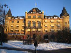 Grand Hotel Lund, Sweden