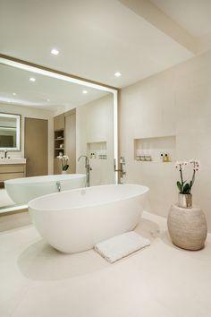 21 Bathroom Mirror Ideas To Inspire Your Home Refresh