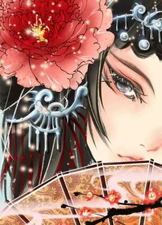 Find images and videos on We Heart It - the app to get lost in what you love. Chinese Opera, China Art, Creative Activities, Paint By Number, Pictures To Paint, Anime Art Girl, Anime Girls, Ancient Art, Ancient China
