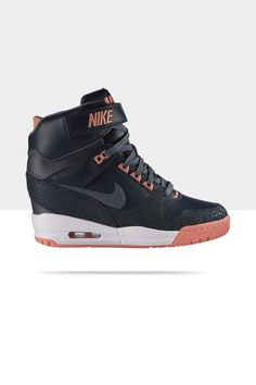 Nike Air Revolution Sky Hi. Im in sneaker love