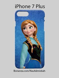 Princess Anna Frozen iPhone 7 PLUS Case Cover Wrap Around