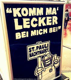Komm ma lecker bei misch bei #Hamburg