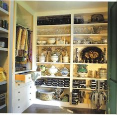 The Peak of Chic®: Covetable China Closets and Cabinets